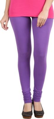 Sewn Women's Purple Leggings