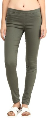 La Rochelle Women's Green Treggings