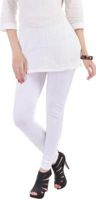 SCJ Women's White Leggings