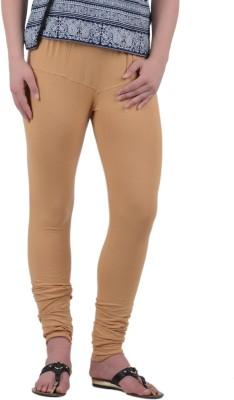 American-Elm Women's Beige Leggings