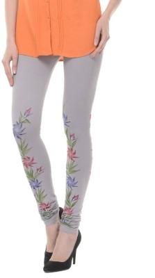 Lavennder Women's Grey Leggings
