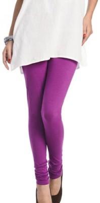 Adhyanvi Women's Purple Leggings