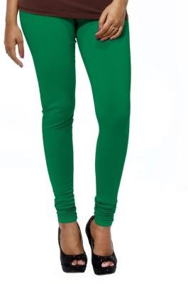 Deskjet Women's Green Leggings