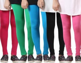 FnMe Legging For Girls(Multicolor)