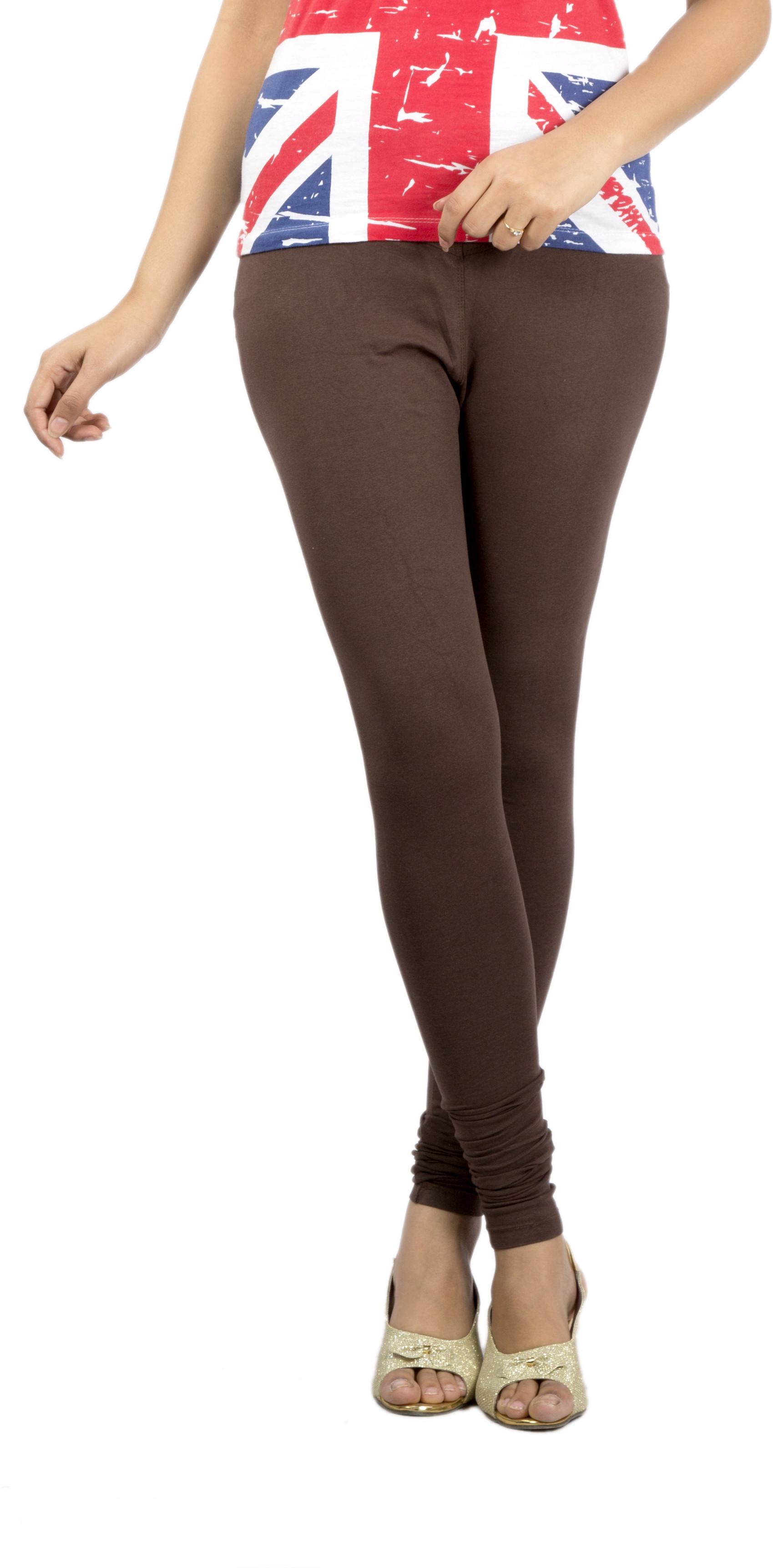 Jublee Womens Brown Leggings