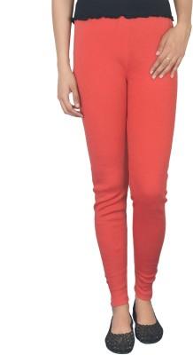 Akira Fashion Women's Orange Leggings
