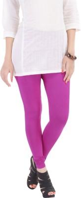 SCJ Women's Purple Leggings