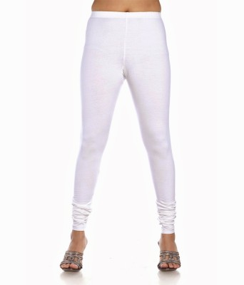 Blue-Tuff Women's White Leggings