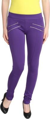 Globus Women,s Purple Jeggings