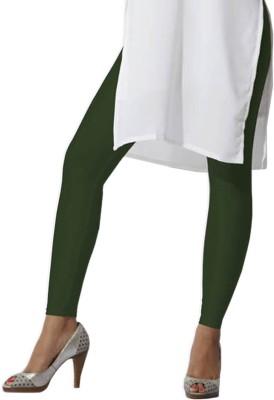 GardenVareli Women's Green Leggings