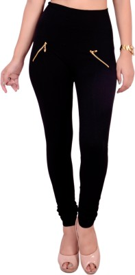 melange fashions Women's Black Jeggings