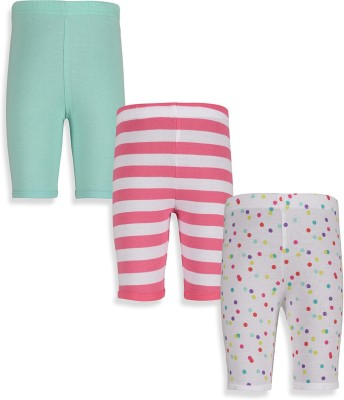 Mothercare Baby Girl's White, Green, Pink Leggings