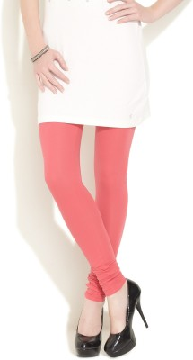 Riot Jeans Women's Pink Leggings