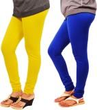 Leggings World Women's Yellow, Blue Legg...