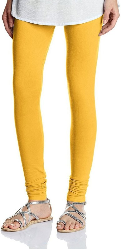 Favourite Women's Yellow Leggings