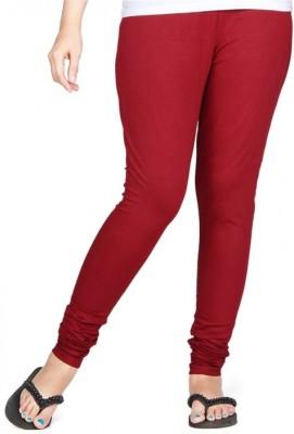 Devinez Women's Red Leggings