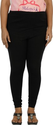 Mamma Mia Women's Black Leggings