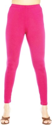 Blue-Tuff Women's Pink Leggings