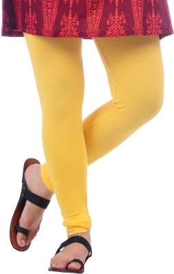 Anya Women's Yellow Leggings