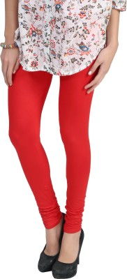 Yogine Women's Red Leggings