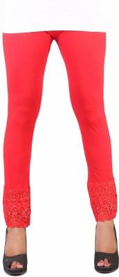 RobinRomeo Women's Orange Leggings