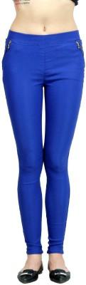LuvCare Women's Dark Blue Jeggings