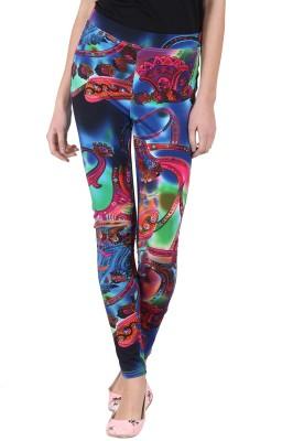 SS Women's Multicolor Leggings