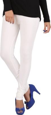 PNR Exports Women's White, White Leggings