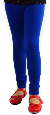 divine creations Women,s Blue Leggings