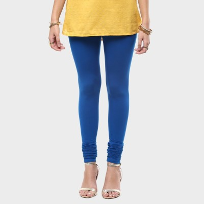 Super Stretch Women's Blue Leggings