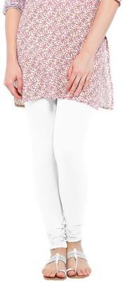 Jepp Women's White Leggings