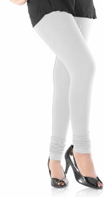 TheEmpire Women's White Leggings