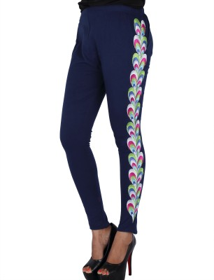Gagrai Ecom Women's Dark Blue Leggings