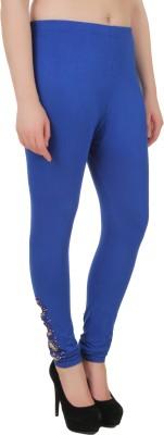You Forever Women's Blue Leggings