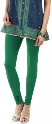 Rashi Women's Dark Green Leggings