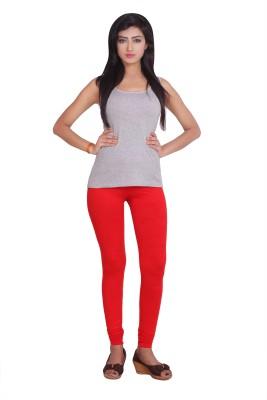 Teen Fitness Women's Red Leggings