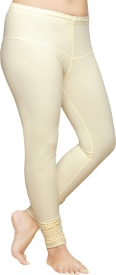 Pomelo Women's Beige Leggings