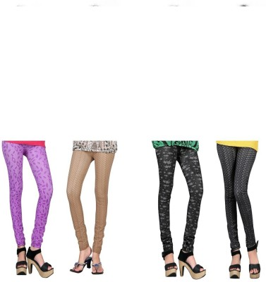 Trishulom Cloth's Online Women's Multicolor Leggings
