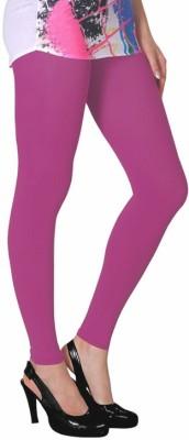 Aamyra Women's Pink Leggings