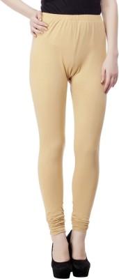 RASHI OVERSEAS Women's Beige Leggings