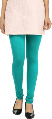 A3K Women's Green Leggings