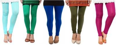 Abito Juniors Women's Multicolor Leggings