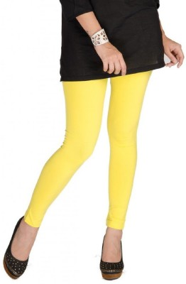 Aanchal Women's Yellow Leggings