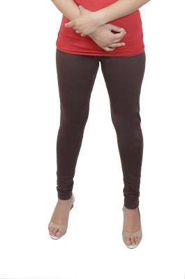 Sappy Women's Brown Leggings