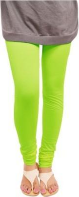 priyamvada Women's Light Green Leggings