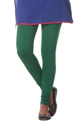 Delizia Women's Green Leggings