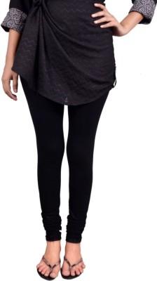 LadyBuzzz Women's Black Leggings
