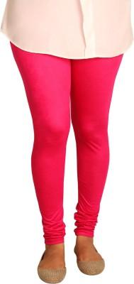 Shahfali Women's Pink Leggings