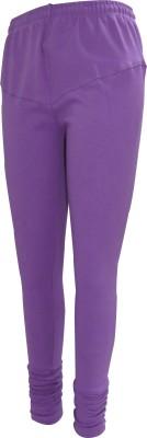 Equine Couture Women's Purple Leggings