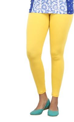 Bottoms More Women's Yellow Leggings